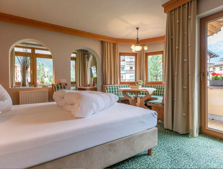 Hotel mit Balkon Mayrhofen