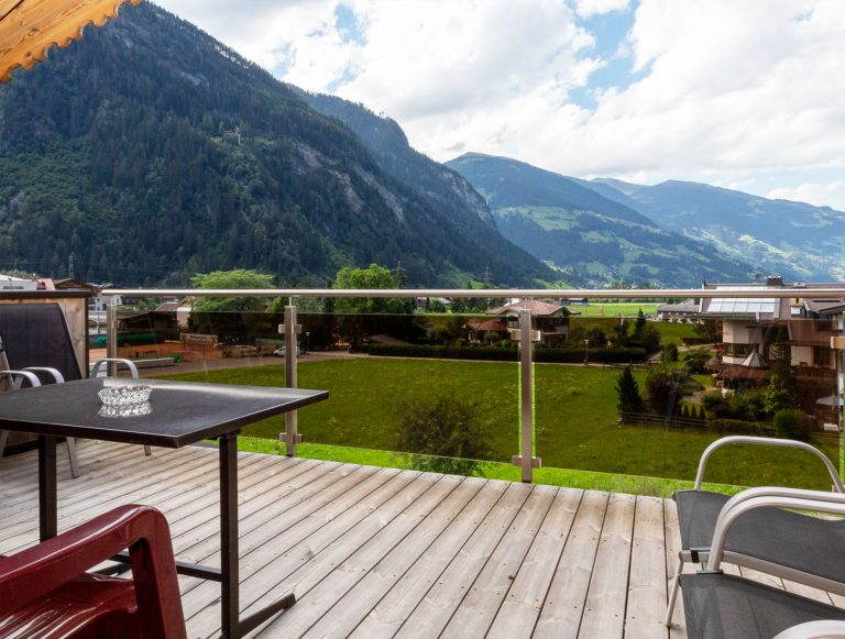 Hotels Mayrhofen Thalerhof