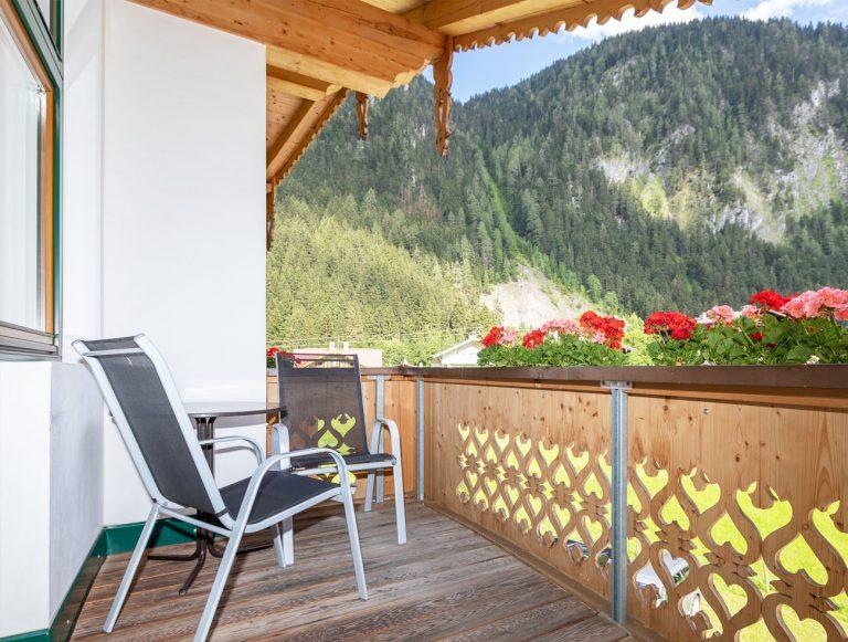 Zimmer mit Aussicht Mayrhofen