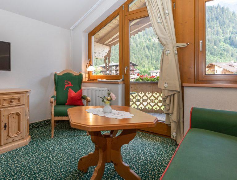 Großzügige Zimmer Thalerhof