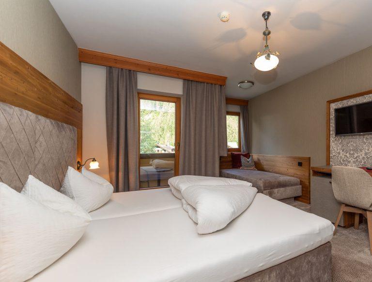 Komfortable Zimmer Mayrhofen buchen